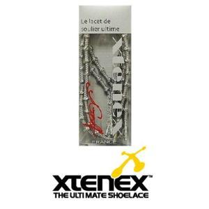 エクステネクス Xtenex The Ultimate Shoelace Golf プラチナムカラー 1セット(2本・50cm) 「魔法の靴ひも」 highball