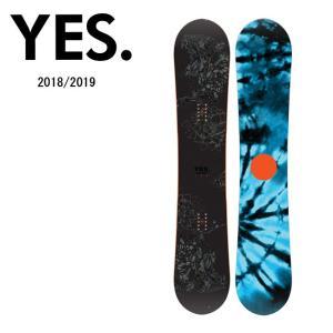 2019 YES. イエス JACKPOT 【板/スノーボード/日本正規品】|highball