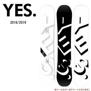 2019 YES. イエス BASIC 【板/スノーボード/日本正規品】|highball