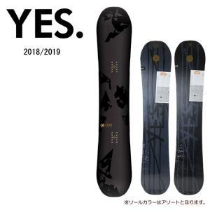 2019 YES. イエス BASIC DECADE 【板/スノーボード/日本正規品】|highball