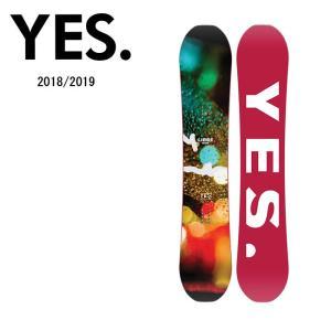 2019 YES. イエス LIBRE 【板/スノーボード/日本正規品】|highball