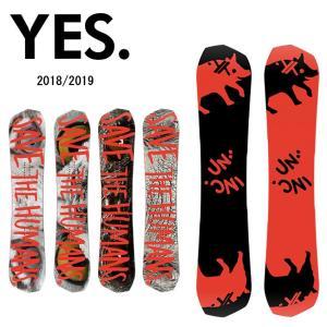 2019 YES. イエス GREATS UNINC 【板/スノーボード/日本正規品】|highball