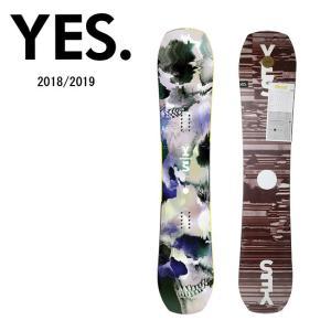 2019 YES. イエス GHOST 【板/スノーボード/日本正規品】|highball