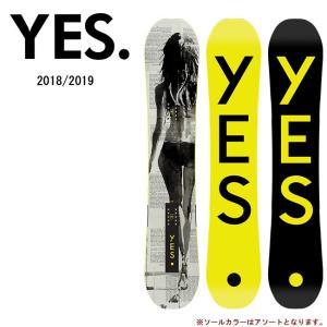 2019 YES. イエス TYPO 【板/スノーボード/日本正規品】|highball