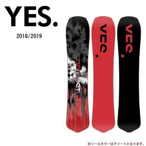 2019 YES. イエス OPTIMISTIC 【板/スノーボード/日本正規品】|highball