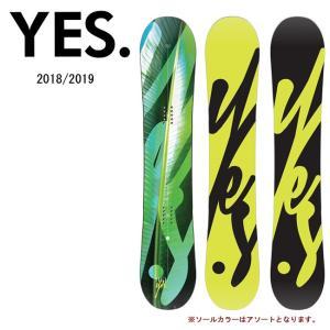 2019 YES. イエス HEL YES.  【板/スノーボード/日本正規品】|highball
