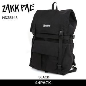 ZAKKPACK ザックパック バックパック 44PACK MD28548 BLACK 【カバン】|highball