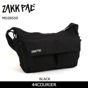 ZAKKPACK ザックパック ショルダーバック 44COURIER MD28550 BLACK 【カバン】|highball