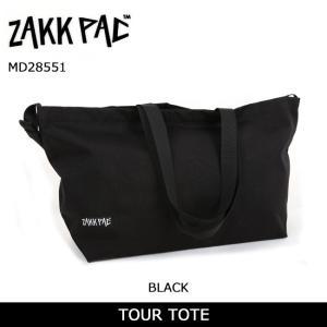 ZAKKPACK ザックパック トートバック TOUR TOTE MD28551 BLACK 【カバン】|highball