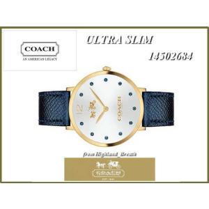 ★≪即日発送≫女性用★COACH 時計  コーチ 腕時計 14502687 レディース New ウルトラスリム|highland-breath