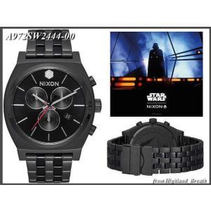 ≪即日発送≫★STAR WARS腕時計 スターウォーズ腕時計 コラボ★Time Teller Chrono SW ニクソン 腕時計 nixon 時計 A972SW2444-00|highland-breath