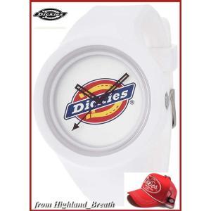 ◆各色リストバンド付! 男女共用≪即日発送≫●ディッキーズ Dickies DK-0002 DK-0002-01 ホワイト 白|highland-breath