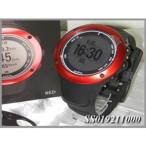 ★ SUUNTO スント Ambit2 S Red アンビット2 SS019211000   ●本体...