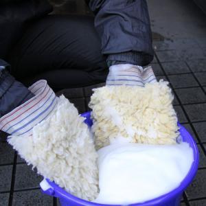 田中式洗車法B02ファイバーミット|highlander|02