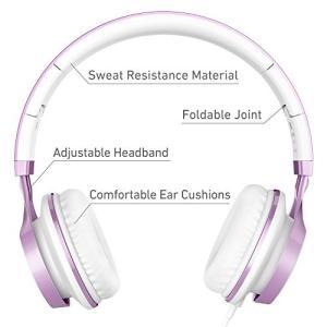 低音強化スピーカー、通気soft-paddedクッション。周囲のノイズから自分を分離するプレミアムと...