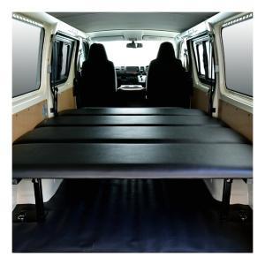ハイエース 200系 標準ボディ リアヒーター無 DX専用 ベッドキット レザータイプ 40mmクッション材  西濃運輸営業所止め 商品 highsideweb