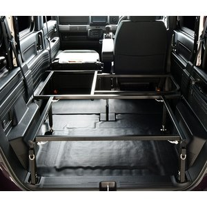 N-VAN / エヌバン JJ1/JJ2 ベッドキット・レザータイプ/クッション材20mm・NVAN車中泊 ベットキット・N-VAN 車中泊 マット・N-VANパーツ|highsideweb|11