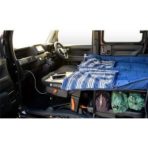 N-VAN / エヌバン JJ1/JJ2 ベッドキット・レザータイプ/クッション材20mm・NVAN車中泊 ベットキット・N-VAN 車中泊 マット・N-VANパーツ|highsideweb|14