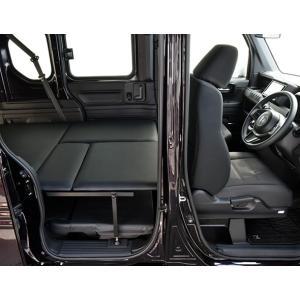 N-VAN / エヌバン JJ1/JJ2 ベッドキット・レザータイプ/クッション材20mm・NVAN車中泊 ベットキット・N-VAN 車中泊 マット・N-VANパーツ|highsideweb|08