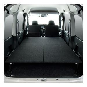 ハイゼットカーゴ クルーズ S321V/S331V ベッドキット タイプA・パンチカーペット タイプ...