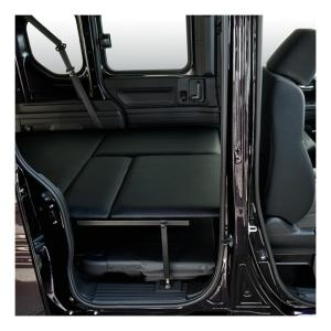 エヌバン車中泊 ベッドキット   軽自動車バン用 ベッドキット 日本製 エヌバン キャンピングカー ...