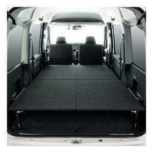 ハイゼットカーゴ クルーズ S321V/S331V ベッドキット タイプB・パンチカーペット タイプ...