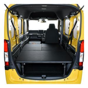 N-VAN m.flat フルタイプ ベッドキット レザータイプ/クッション材20mm N-VAN車...