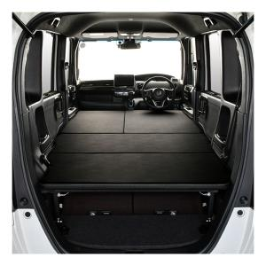N-BOX JF3/4 m.flatベッドキット レザータイプ/クッション材20mm エヌボックス車...