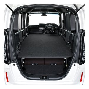 N-BOX JF3/4 ベッドキット パンチカーペット仕様 エヌボックス車中泊 グッズ Nボックス ...