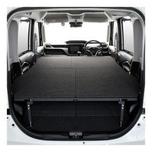 ソリオ 専用 ベッドキット パンチカーペット ソリオ 車中泊 デリカD2 車中泊 マット 日本製