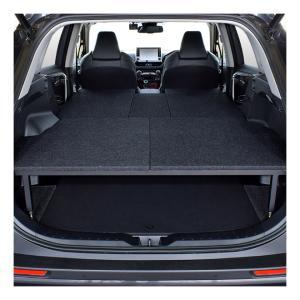 RAV4 ベッドキット パンチカーペットタイプ ブ4 車中泊 グッズ ラブフォー車中泊 マット 本製