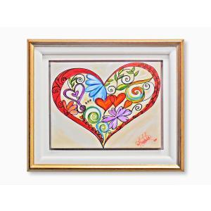 版画 額付 デビー・アランブラ/Abundance キャンバス 絵画 アート ジクレー 壁掛け Debbie Arambula ギフト プレゼント 贈り物|highspirits-art