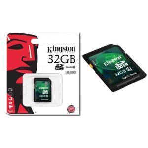 【32GB】【class10】キングストン正規品 Kingston SDHCカード (SDHCカード) 32ギガ(32GB) class10 クラス10 【メール便配送可能商品】