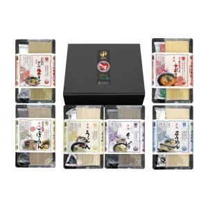 麺 熊本県産小麦 ギフト グルメコンテスト優勝店 手延べおすすめ麺(6パック12食入り無添加つゆ付)|higo-sougawa