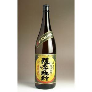 お酒 プレゼント ギフト 芋焼酎 薩摩維新 25度 1800ml 小正醸造 さつまいしん