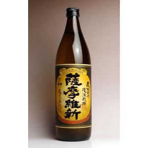 お酒 プレゼント ギフト 芋焼酎 薩摩維新 25度 900ml 小正醸造 さつまいしん