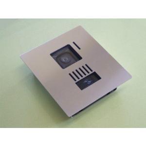 インターホンカバー 標準型 ヘアライン仕上げ|higuchi