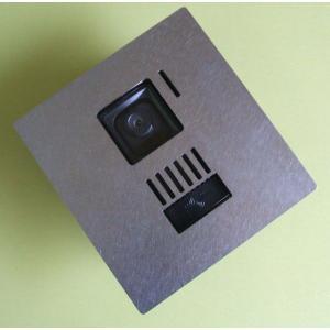 インターホンカバー 標準型 バイブレーション仕上げ|higuchi