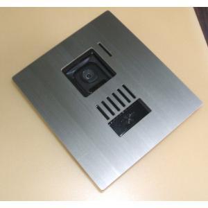 インターホンカバー 標準型 チタン|higuchi