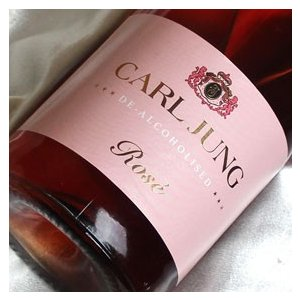ノンアルコールワイン カールユング スパークリングワイン ロゼ  Carl Jung  Rose  ...