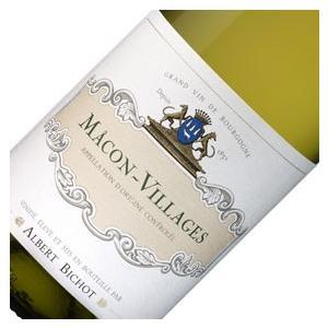 正規品 アルベール ビショー マコン ヴィラージュ 2016フランスワイン 白ワイン ブルゴーニュ ...