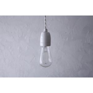 フランス式 陶器ペンダント照明(大) E-26 照明器具 天井照明 ペンダントライト