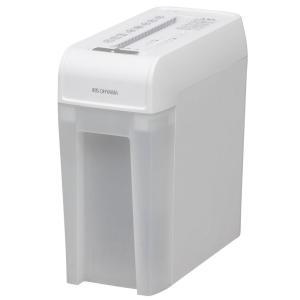 アイリスオーヤマ シュレッダー P5HCS ホワイト|hihshop