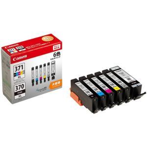 キャノン インクカートリッジ6色マルチ BCI-371XL+370XL/6MP|hihshop