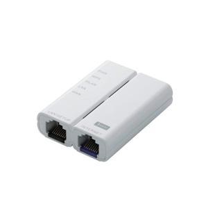 無線LANルーター 無線LAN ネットワーク機器 ルーター エレコム WiFiルーター 無線LAN ポータブル 300Mbps ACアダプタ付属 WRH-300WH|hihshop