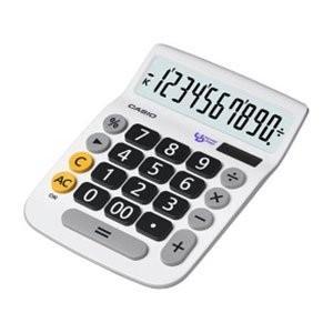 ユニバーサルデザイン電卓 DU‐10A|hihshop