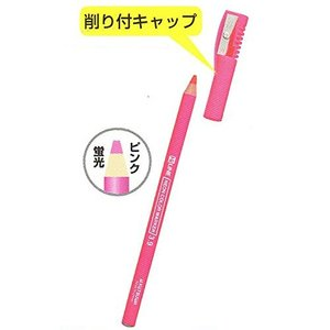 クツワ 鉛筆の蛍光マーカー RF017PK ピンク|hihshop