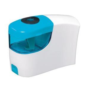 ニュークイン 電動鉛筆削器スリムポッドブルー SP-B|hihshop