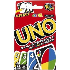 ウノ UNO カードゲーム(B7696)|hihshop