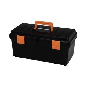 アイリスオーヤマ 工具箱 ハードケース 500 エコブラック【幅約47×奥行約24×高さ約23cm】 hihshop